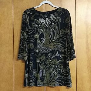 Style & Co. Top like new, S